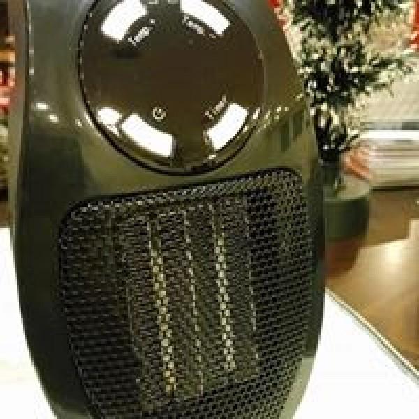θερμανση click out-φορητό αερόθερμο μπάνιου 500w