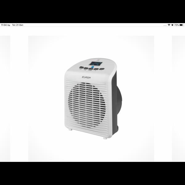 Αερόθερμα με θερμοστάτη τηλεκοντρολ